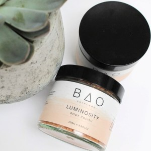 Natural Body Polish Bao Skincare