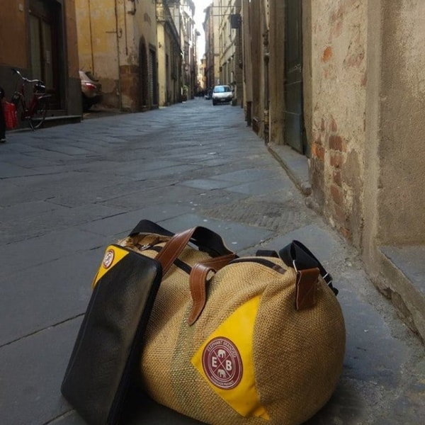 Ethical Travel Bags Lifestyle