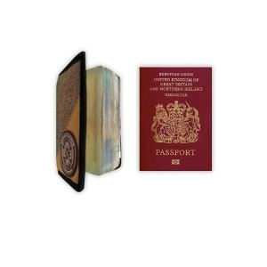 Attitude Organic Ethical Passport Case