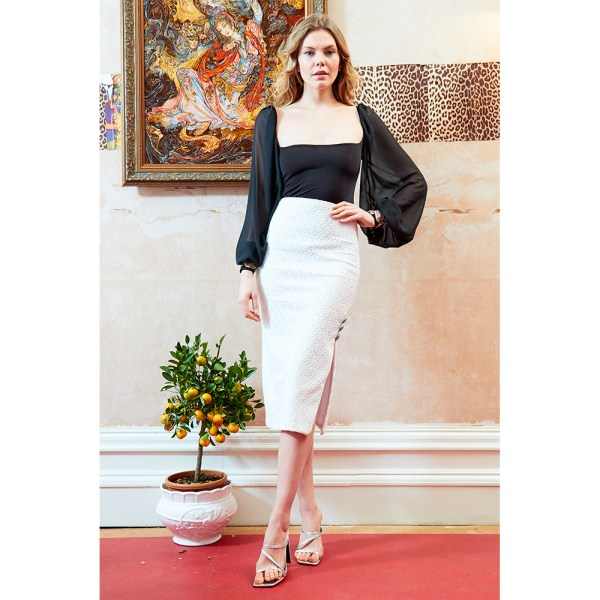 Attitude Organic Ciara Ethical Skirt