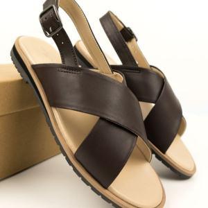 huarache footbed vegan ethical sandals