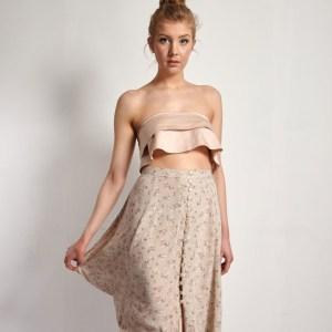 Alissa Upcycled Ethical Skirt – Madia & Matilda