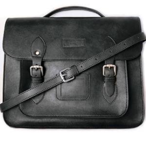 vegan satchel