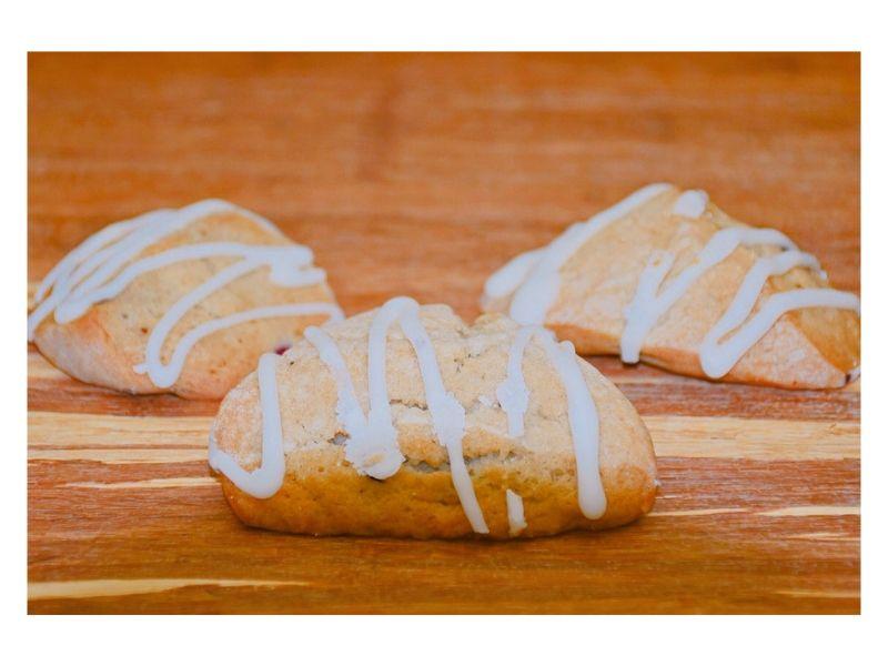 Coconut vegan gluten-free scones