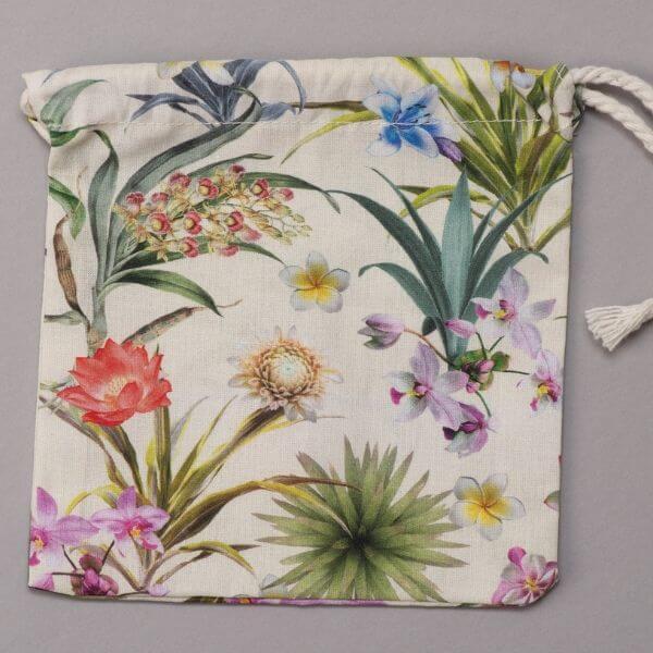 Reusable Cotton Pads (Botanical wash bag) – Leave No Trace