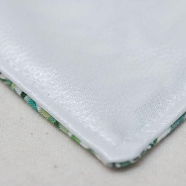 Reusable Food Wrap (Leaf Pattern) – Leave No Trace