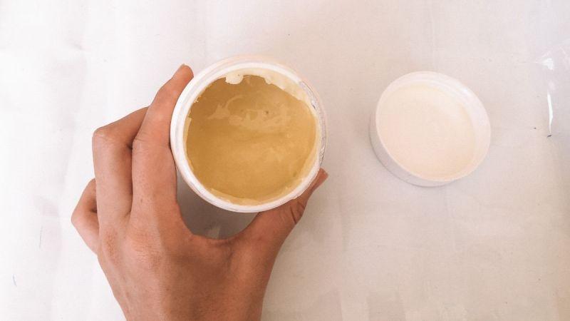 Zero Waste Deodorant DIY