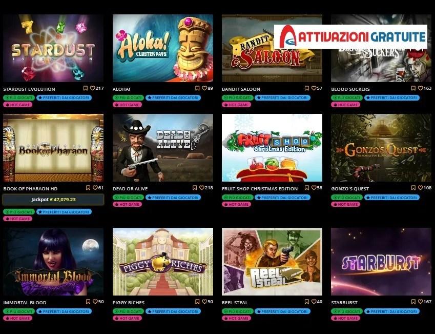 Il Mondo delle Slot online - AttivazioniGratuite.it