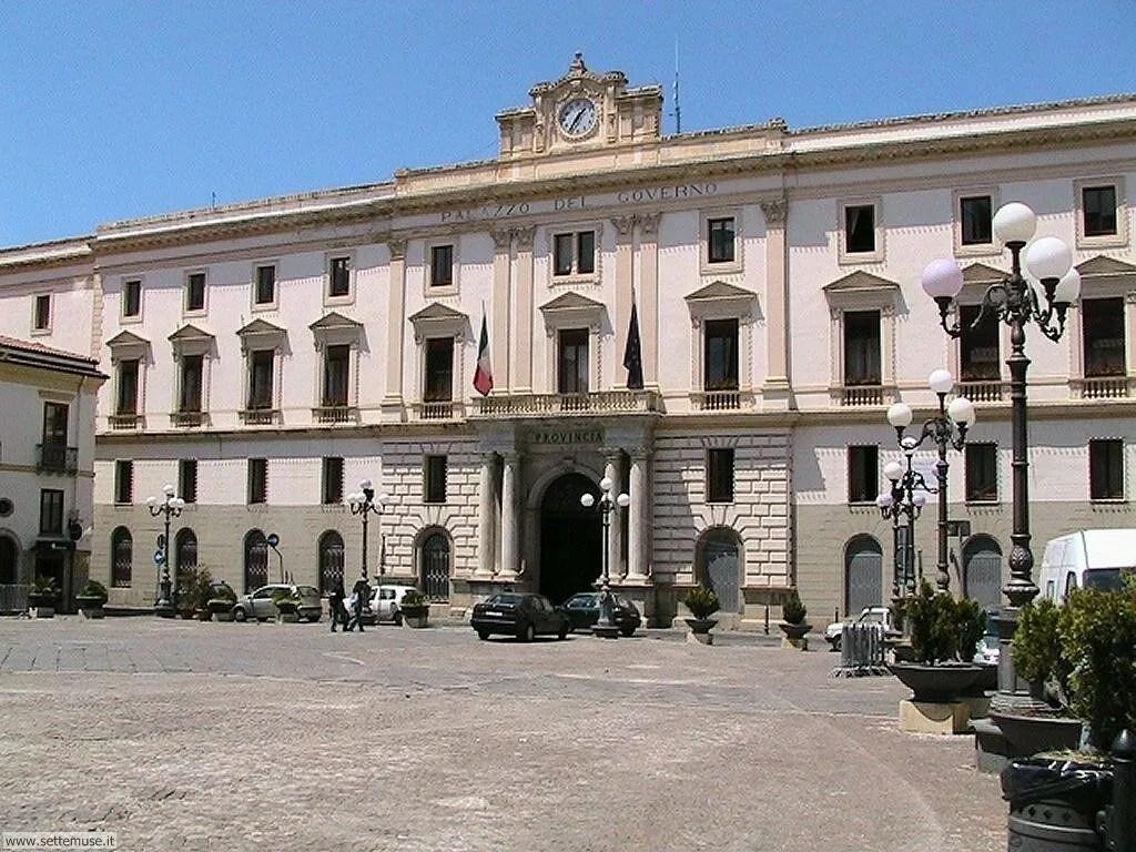 Palazzo del Governo Potenza