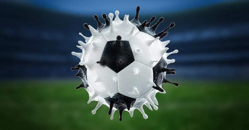 pallone coronavirus