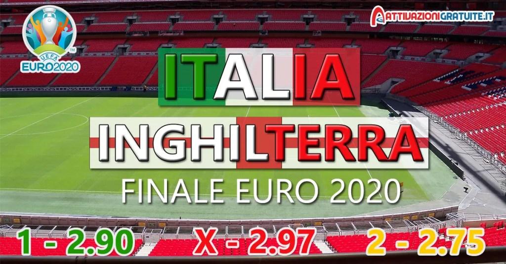 finale euro 2020 italia inghilterra