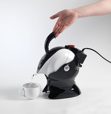 Uccello Easy Pour Kettle The Active