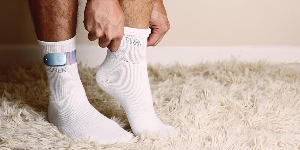 Siren Care socks