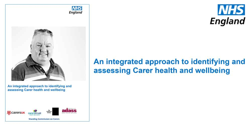 Nhs release new toolkit as part of a commitment to carers at today nhs carer commitment spiritdancerdesigns Gallery