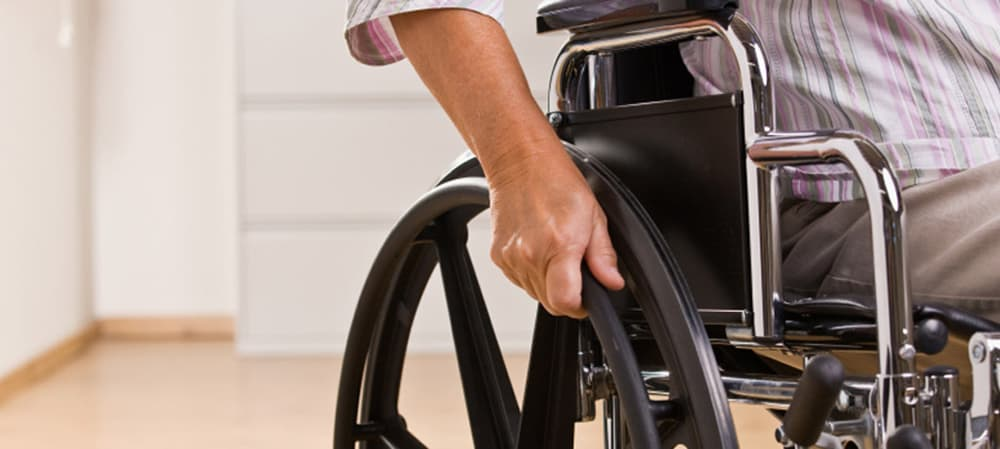 wheelchair NHS personal budgets