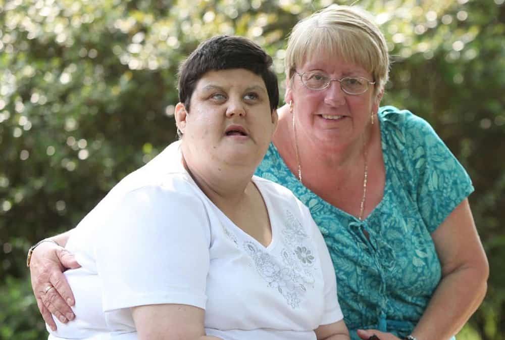 SeeAbility Sally and Maureen