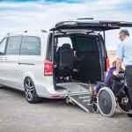 Range of Wheelchair Accessible Vehicles to showcase at Naidex