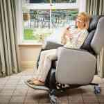 New care chair to suit the needs of 80% of the population