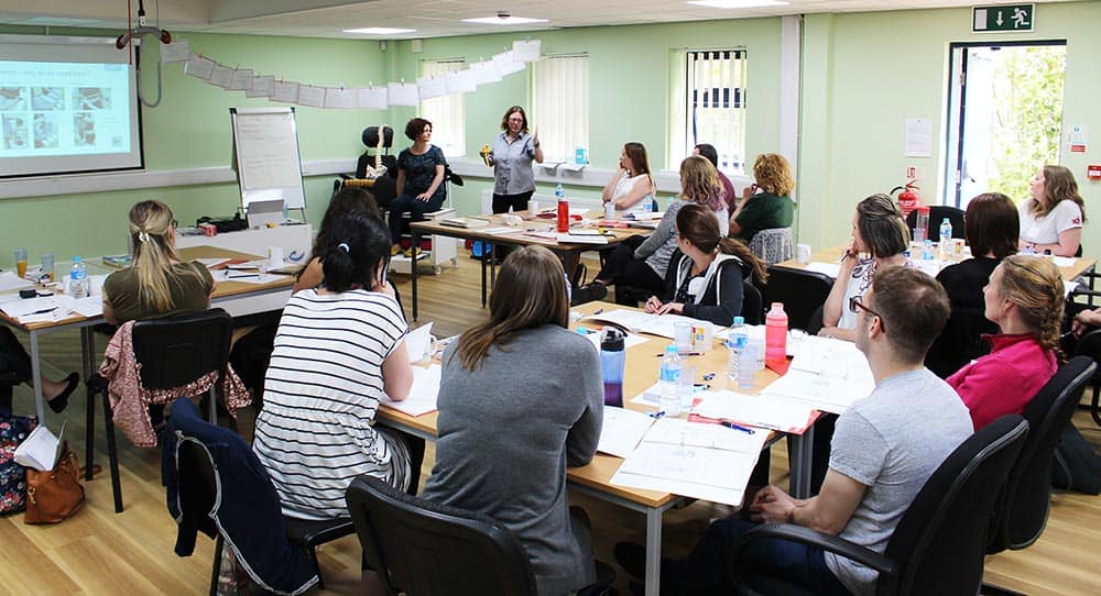 Etac R82 Seating Assessment Training course image
