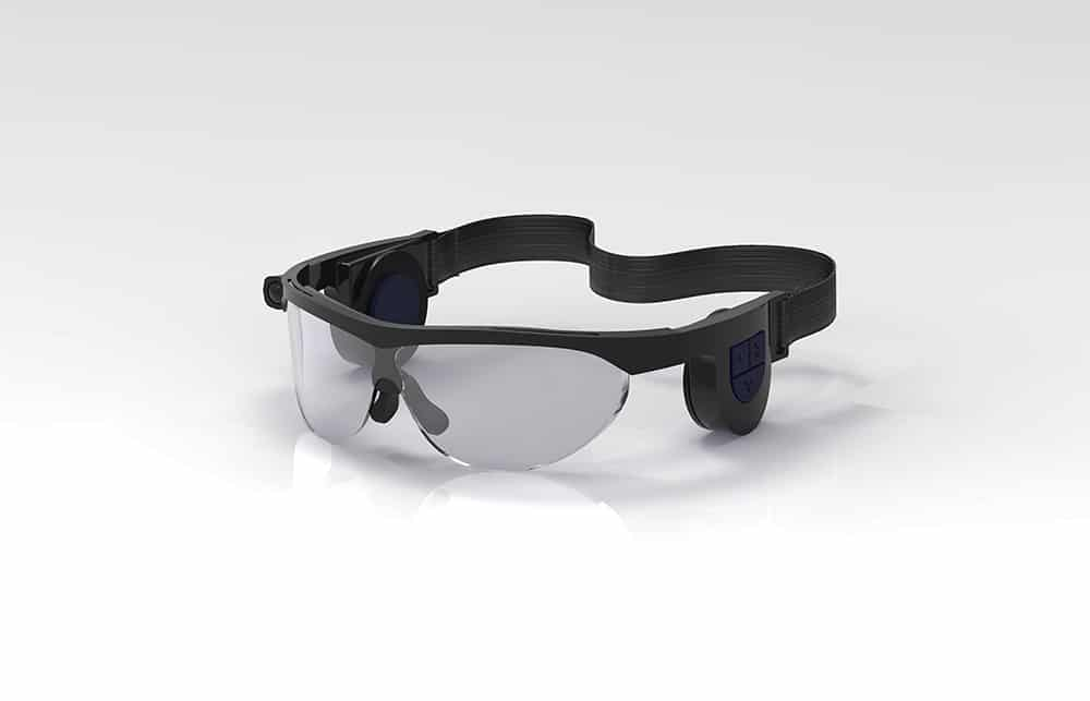 Guidance system for visually impaired athletes image