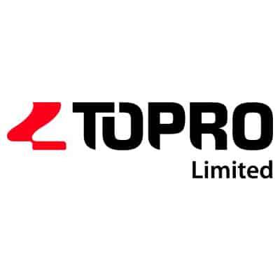 Topro logo