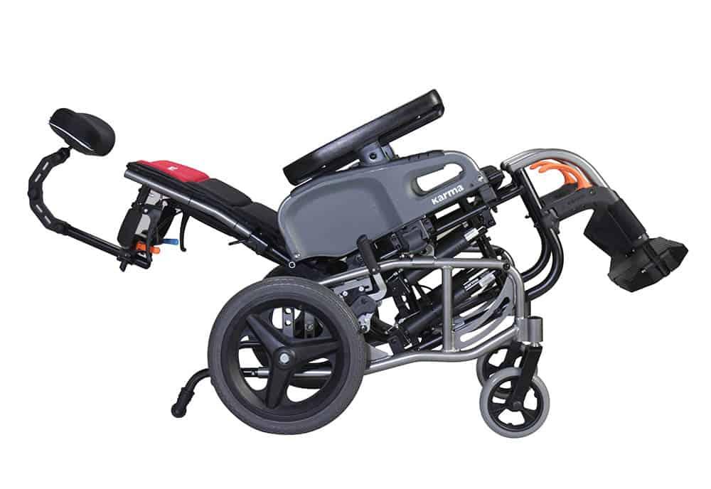 VIP2 Karma Wheelchair Manual Reclined