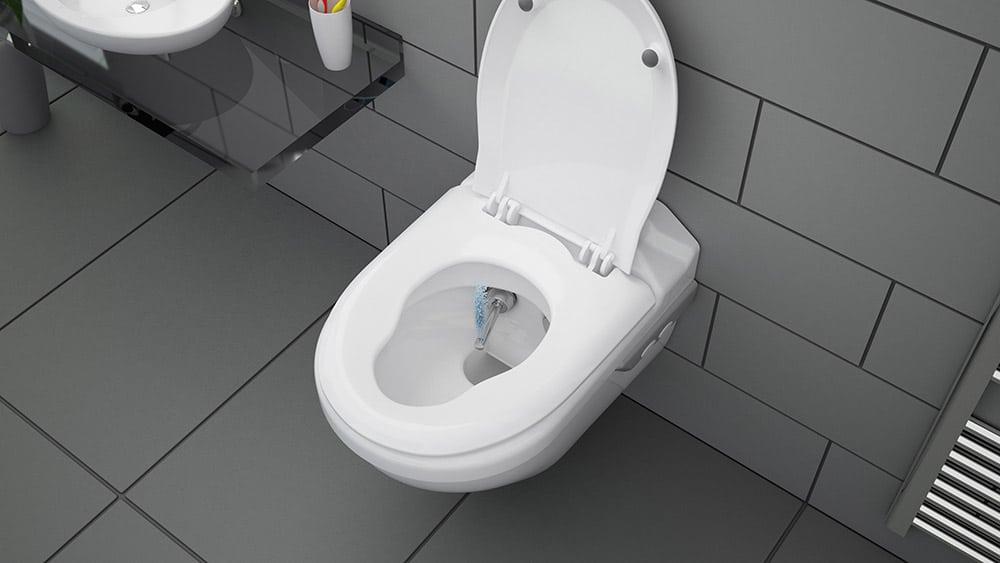 Closomat Asana toilet image