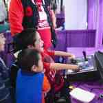 Charity's partnership with industry giants makes gaming accessible at children's hospital