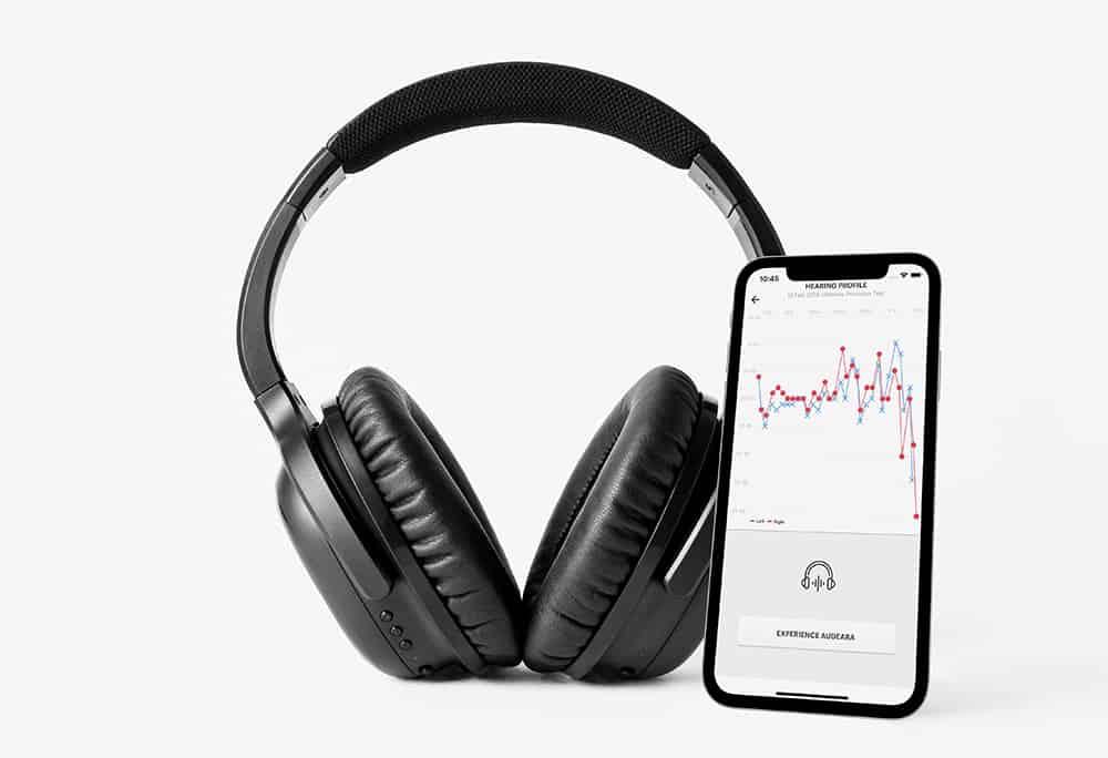 Audeara headphones image