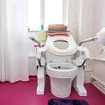 Closomat kit helps man with health conditions go to the toilet safely and confidently