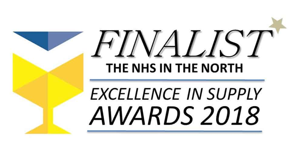 NHS Excellence in Supply Awards image