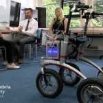 Northumbria University electronic walker image