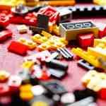 Lego blocks image