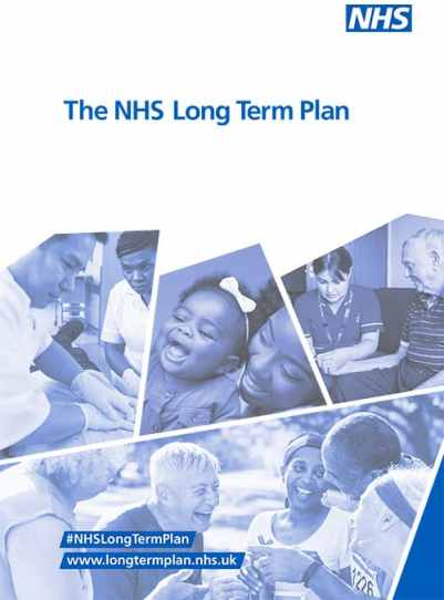 NHS Long Term Plan image