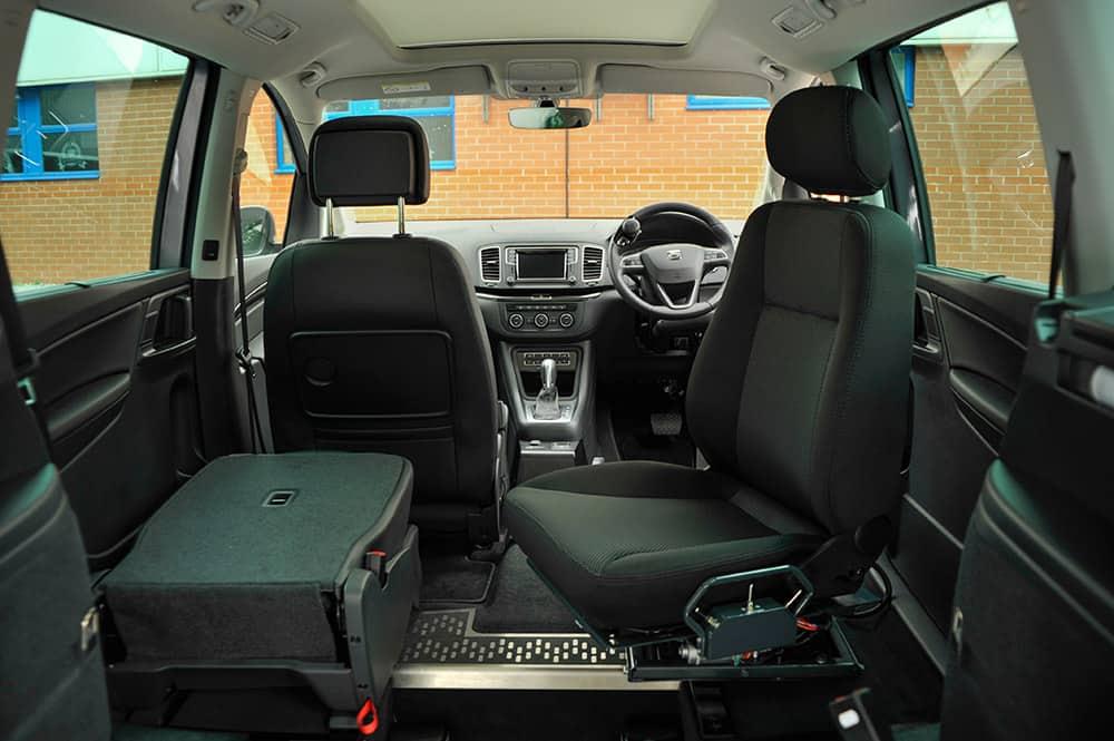 Lewis Reed SEAT Alhambra conversion image