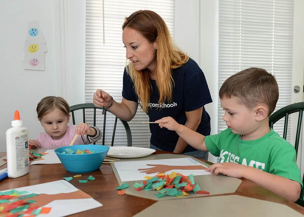Child care image