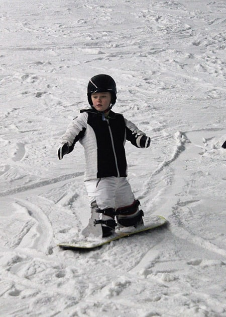 Ellie Challis on her Disability Snowsport UK adventure image