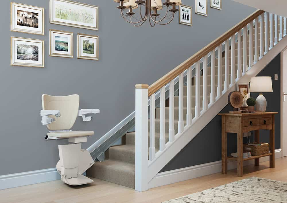 Handicare 1100 Stairlift image