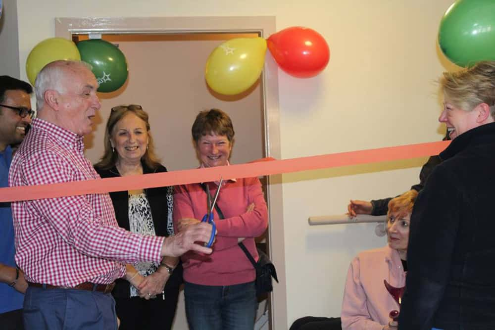 Neuro Therapy Centre opening in Saltney image