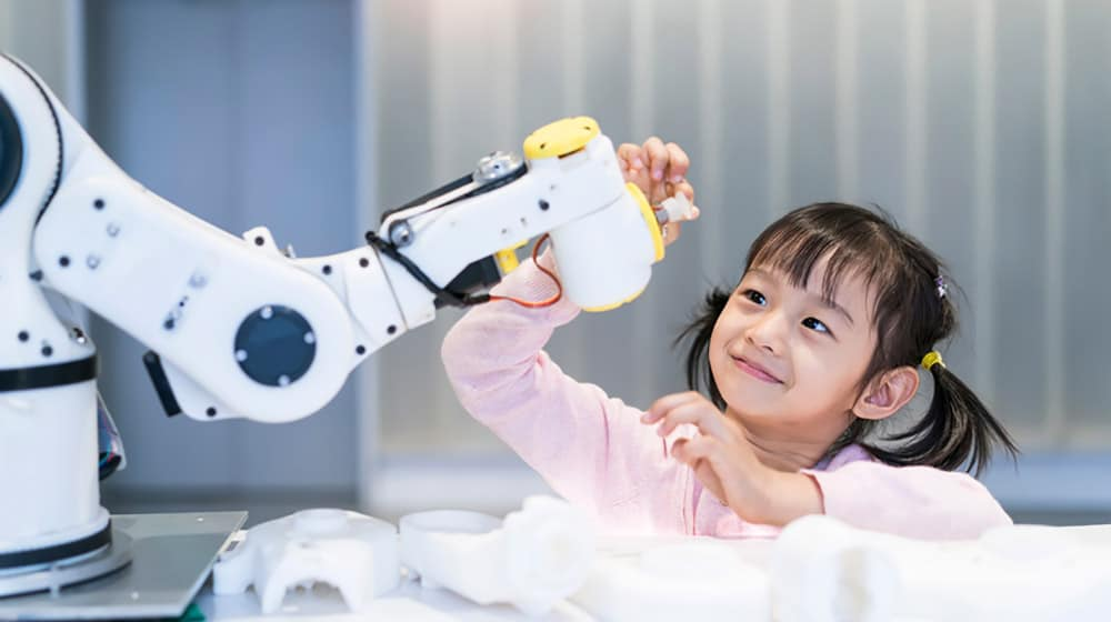 Assistive robot image