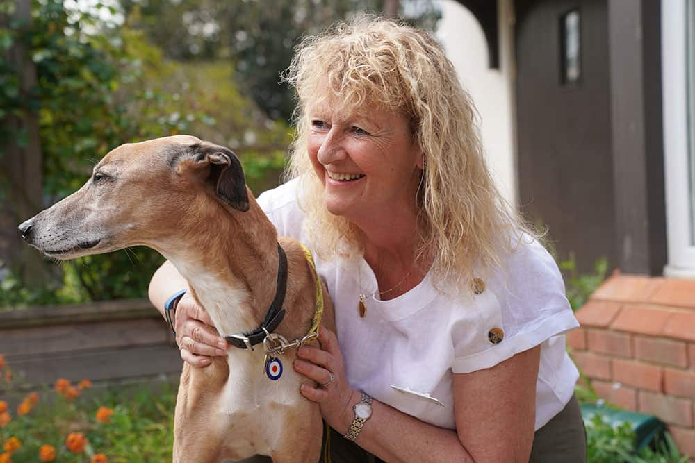 The Royal Star & Garter Homes volunteer award winner image