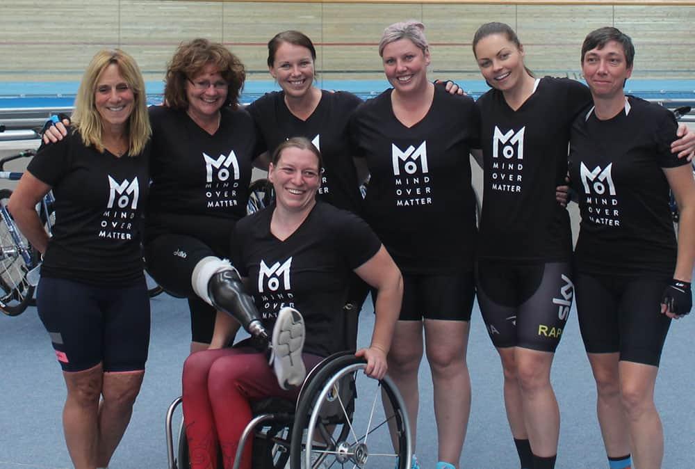 Mind over Matter team image