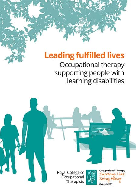 RCOT Leading fulfilled lives report image