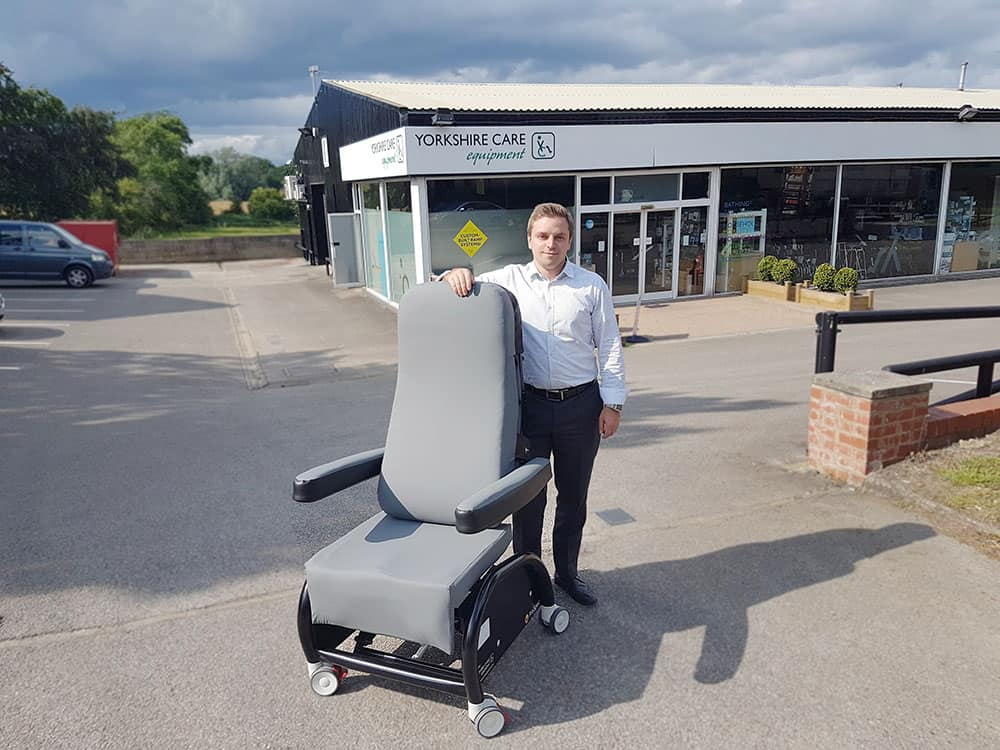 Yorkshire Care's ProSpec Hospital Chair image