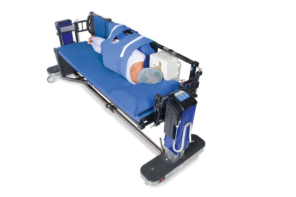 Hillrom Allen Advance Table Lateral to Prone Platform image