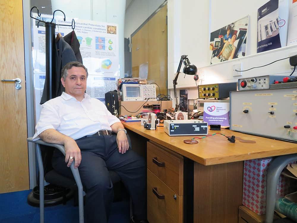 Prof Omar Escalona image