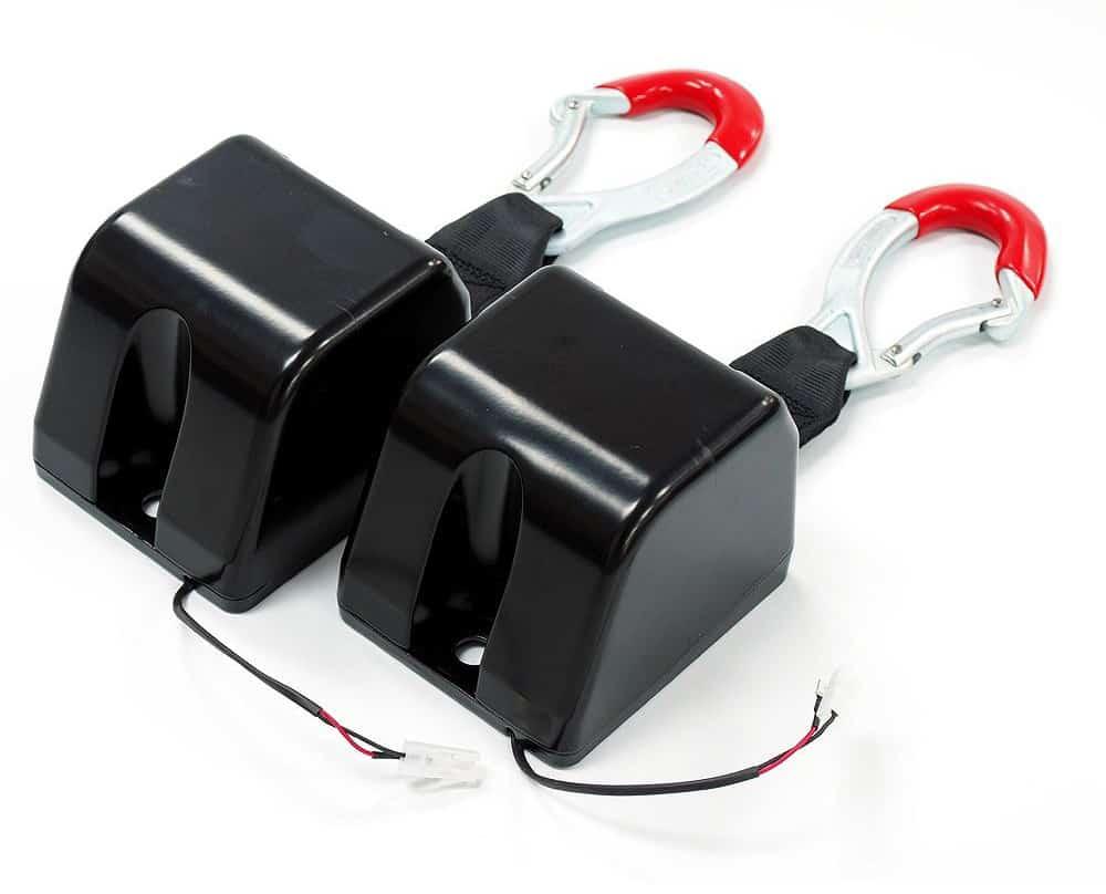 Koller i-ON wheelchair tie-down retractor image