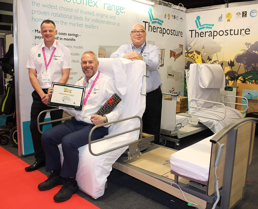 Theraposture at the OT Show image