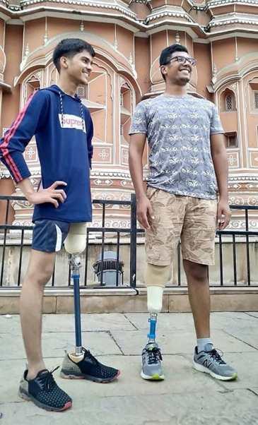 DMU prosthetics image