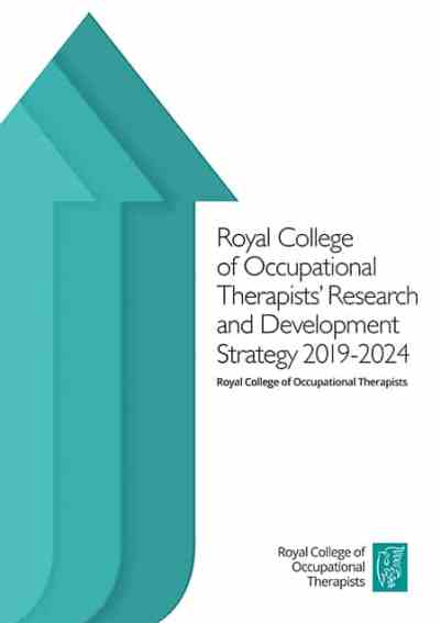 RCOT Research and Development Strategy 2019-2024 image